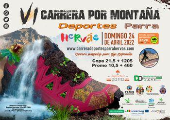 VI Carrera Deportes Parra Hervás 2020